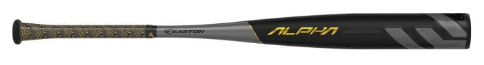Easton Project 3 Alpha Baseball Bat
