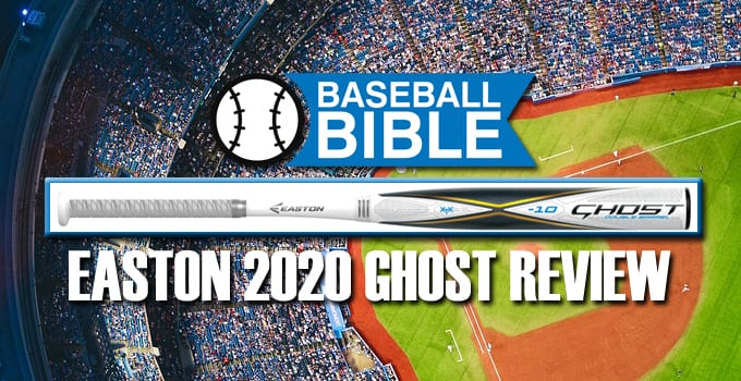 easton 2020 ghost review